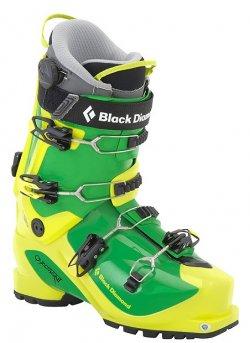 Boty pro skialpinismus a freeride  e361b29783